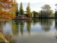 Lake of Castel San Pietro